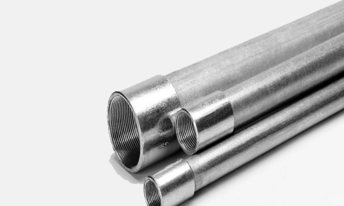 Steel Conduit - The safest thing for your wiring system and electrical conductors